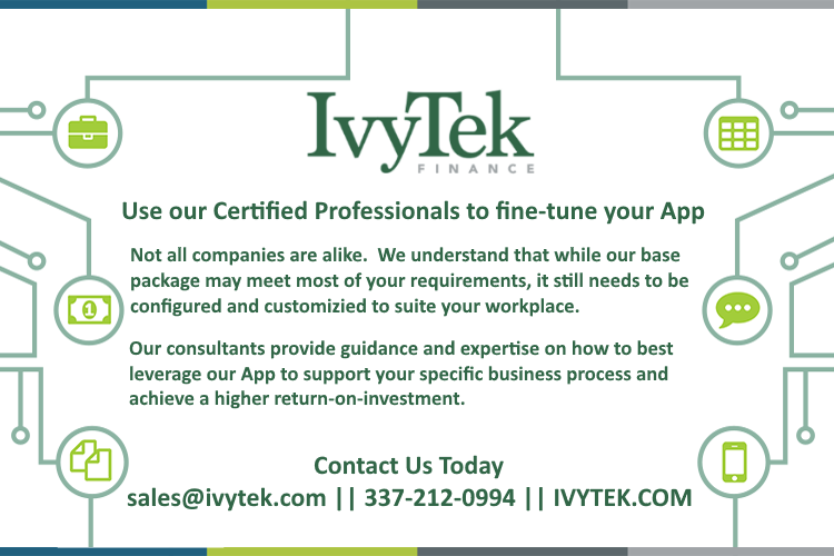 IvyTek - Use Our Certified Professionals