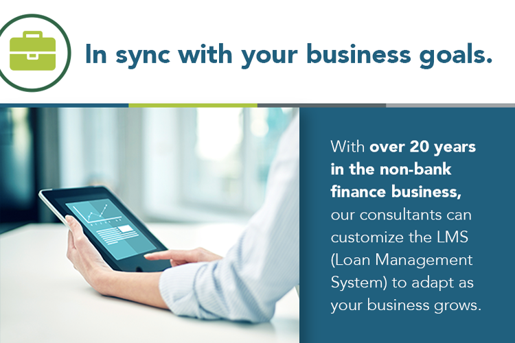Non-Bank Lending Business